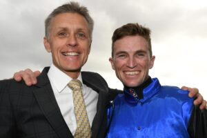 Last year's Spring Champion Stakes winning duo will team up in the race again this year.