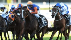 James Innes Jr and Nettoyer combine for an upset win in the Doncaster Mile.