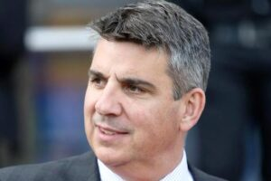 Racing Victoria chief executive Giles Thompson says RV has time to make critical decisions.