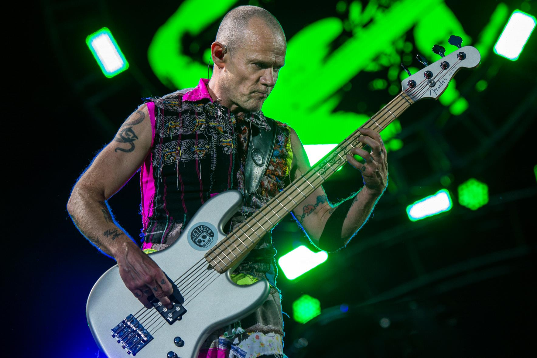 Even Flea from Red Hot Chili Peppers likes one of my top bets.