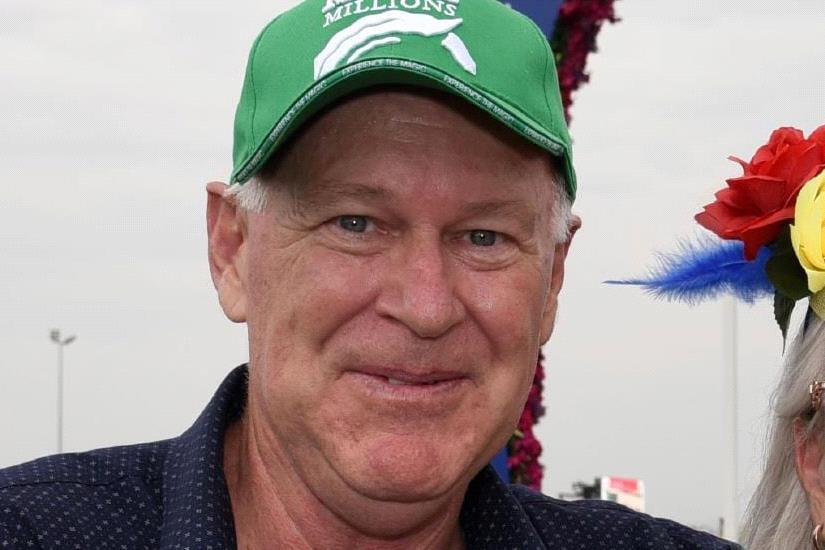 Alligator Blood's managing owner Allan Endresz.