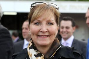 Wendy Kelly's stable staff all tested negative for COVID-19.