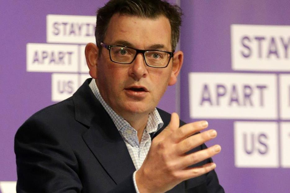 Victorian Premier Daniel Andrews announced a Stage 4 Covid-19 lockdown for the state.