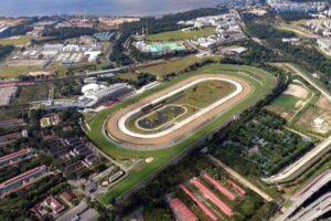 Singapore racing is set to return.