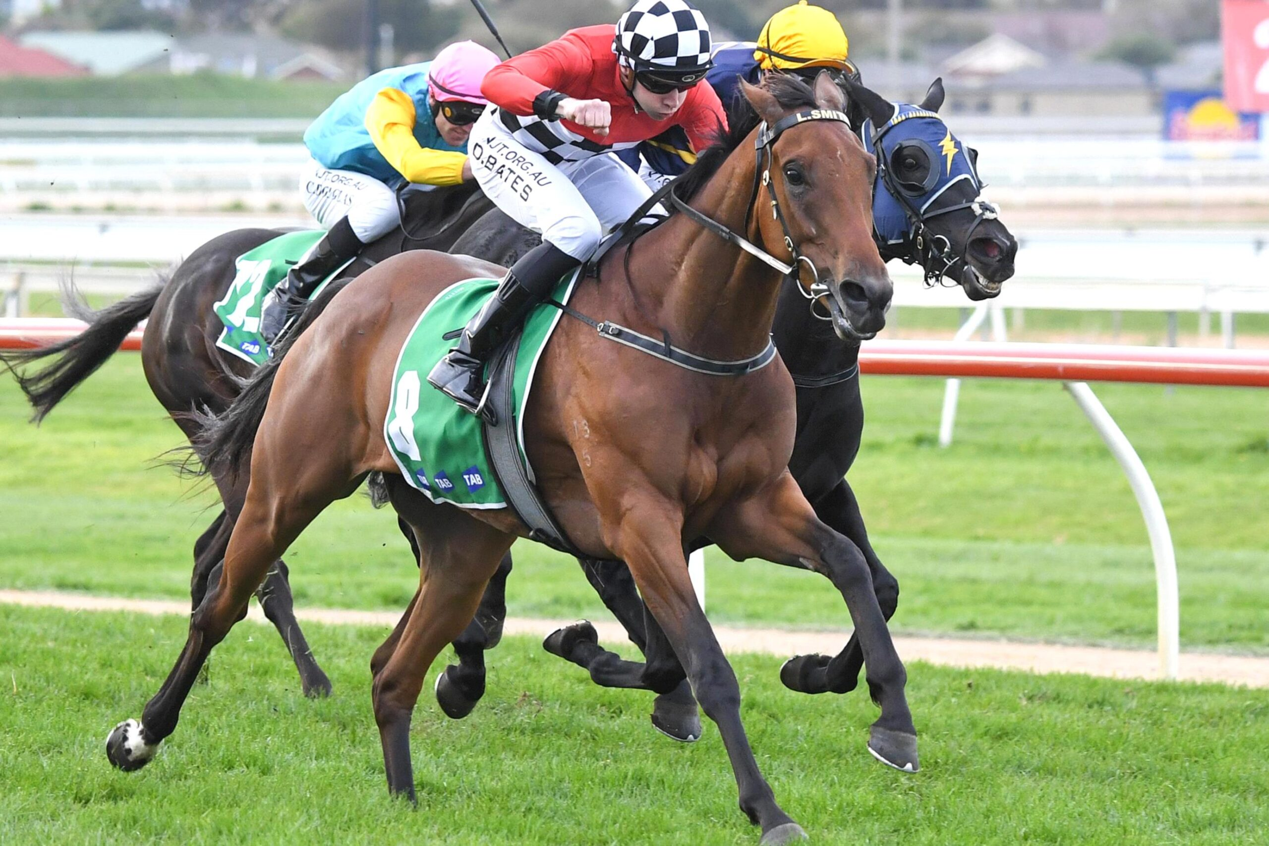 Declan Bates and Too Close The Sun will combine again in the Andrew Ramsden.