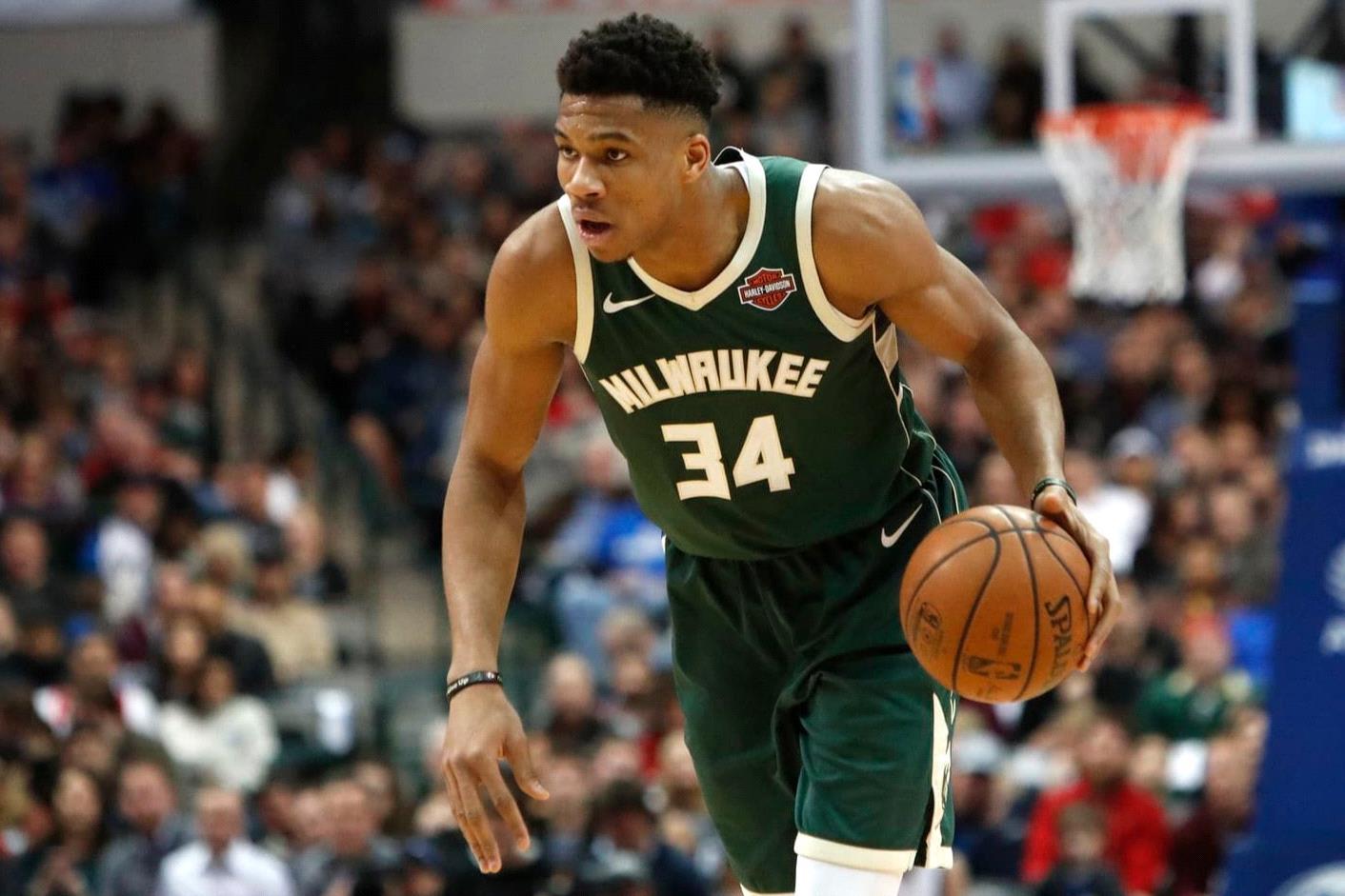 Superstar basketball player from Milwaukee