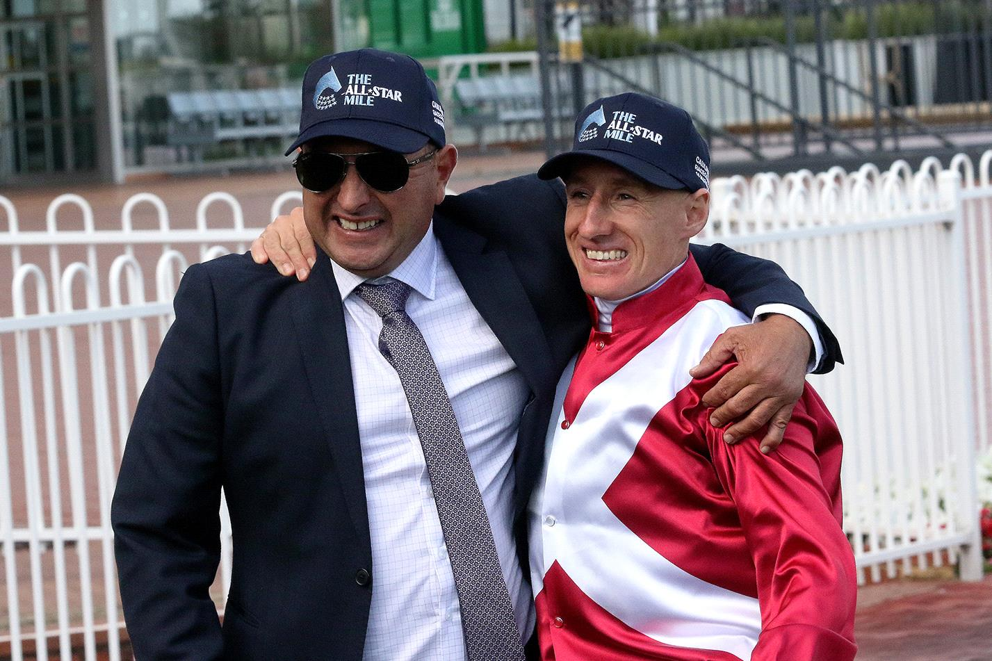 Williams and Pike combine again with a strong chance in the Ascot closer this Saturday.