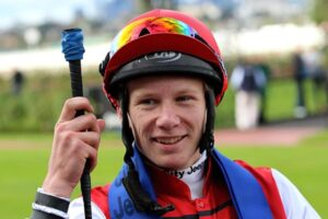 Damien Thornton notched his first Group I win in Saturday's Schweppes Oaks at Morphettville.