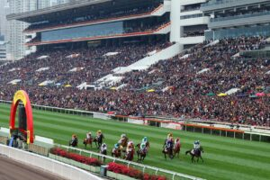 There will be no crowd but 11 races to bet on at Sha Tin.