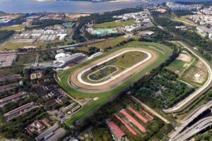 Singapore racing will shut down for a month.