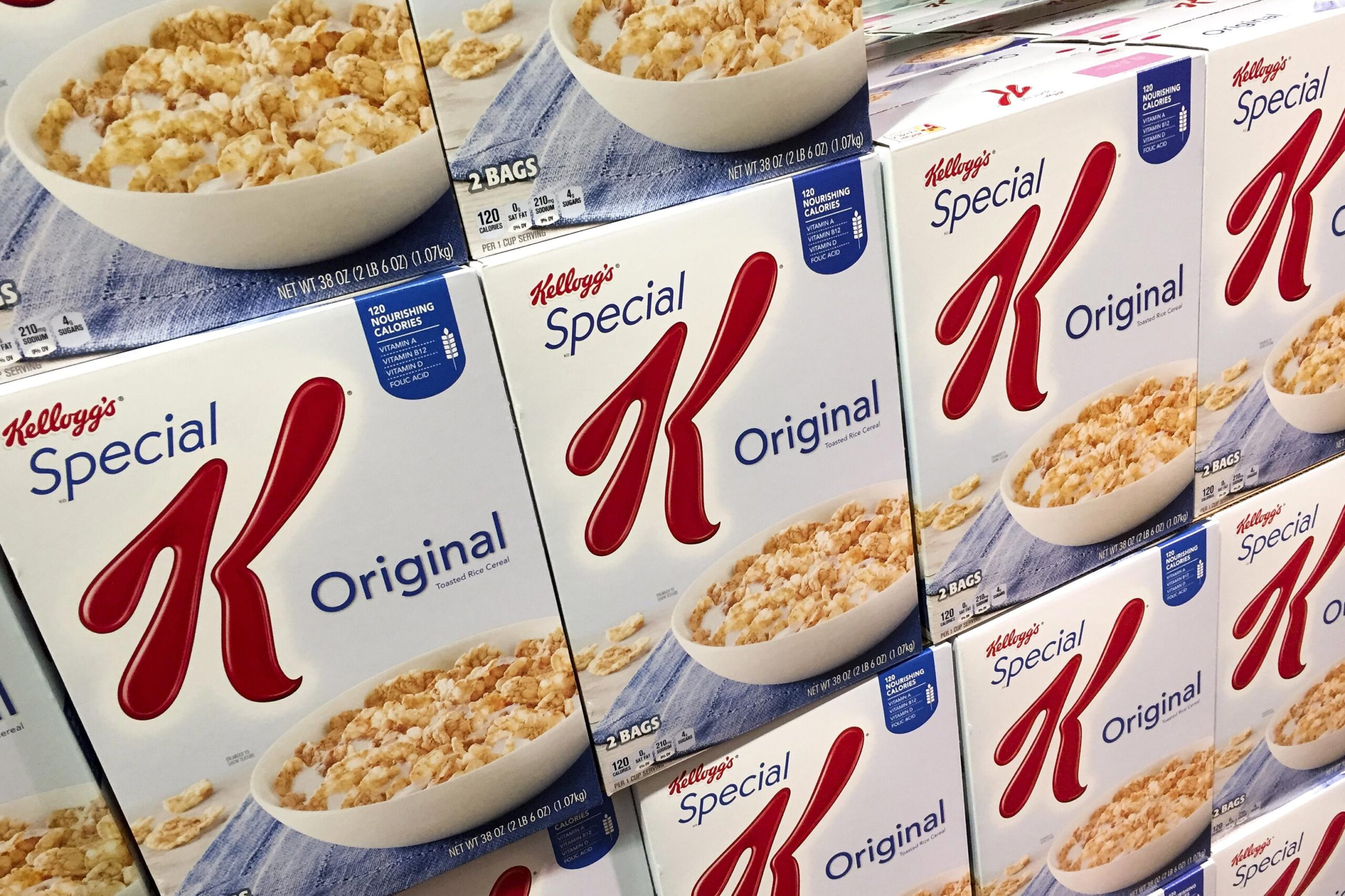 Let's hope the new look Kementari is no longer a cereal offender.