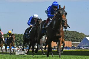 Bivouac will shoot for a third Group I win in the William Reid Stakes.