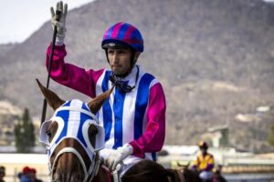 Anthony Darmanin and Toorak Affair will take beating in Wednesday's Launceston Cup.
