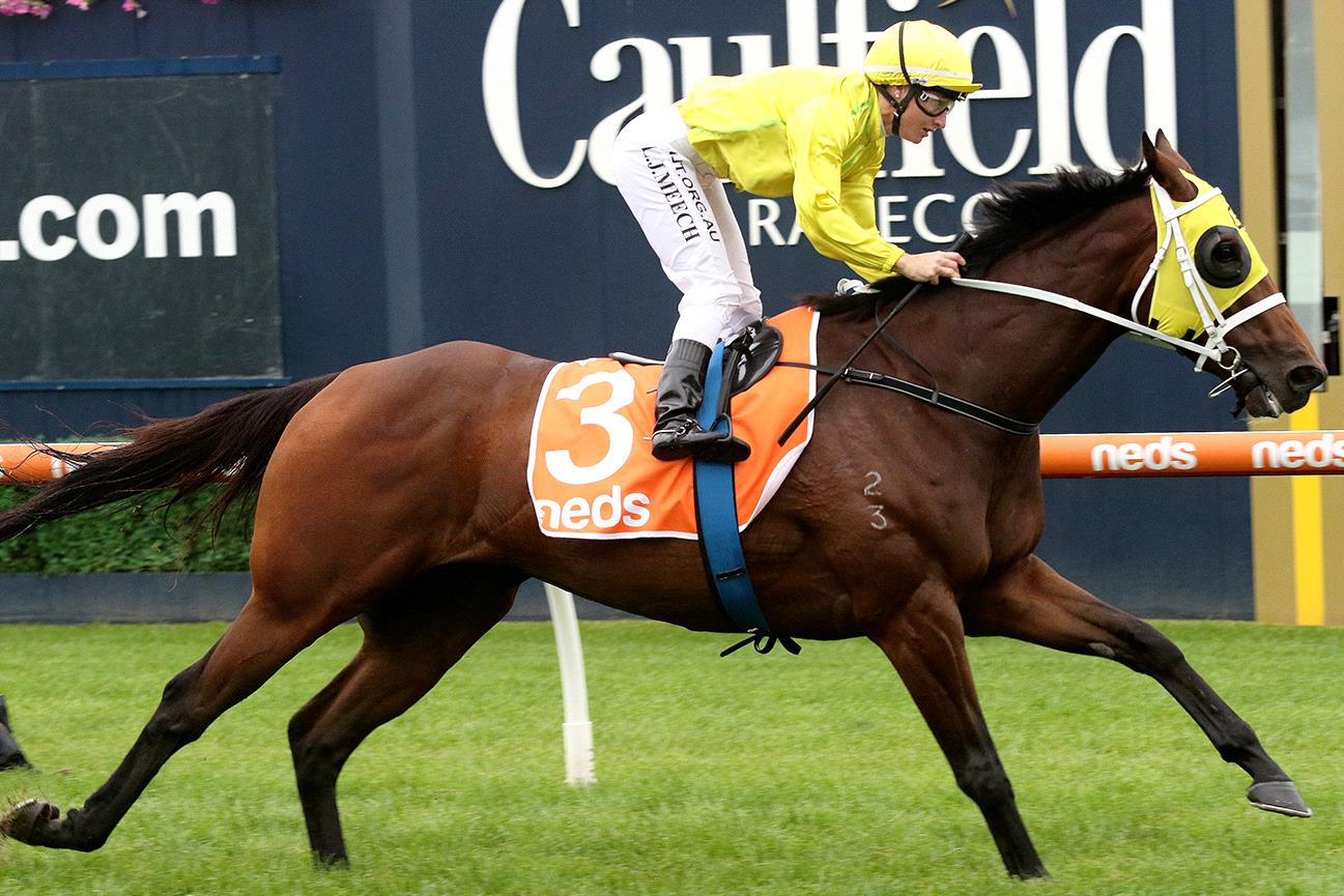 Two from two since we blackbooked Vaucluse Bay and Linda Meech.