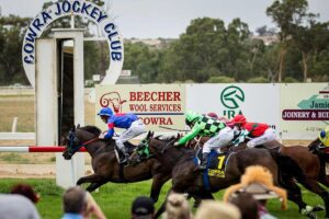It's Cowra Cup Day on Sunday