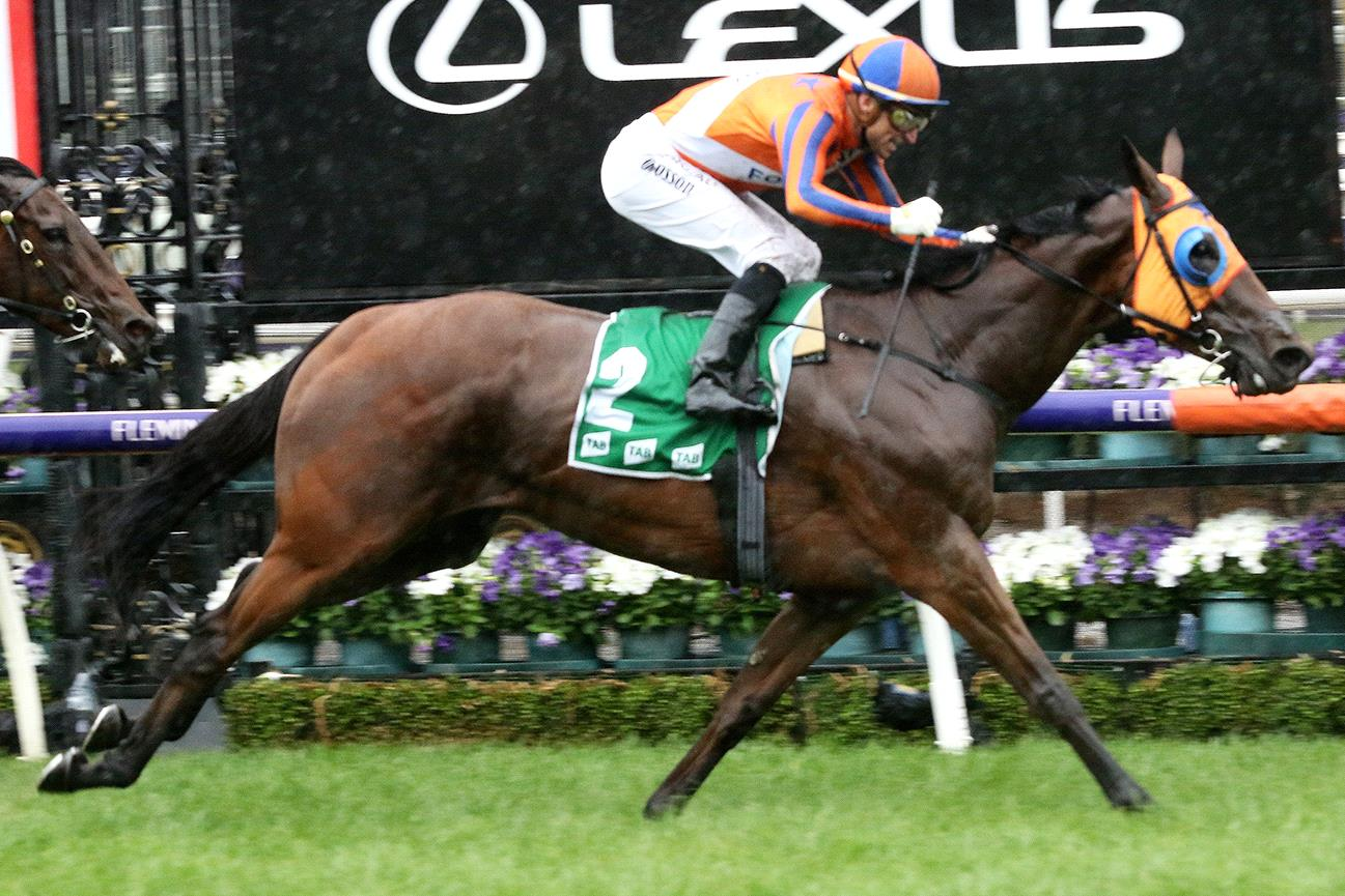 Top Kiwi mare Melody Belle will be in action in a jumpout on Thursday.