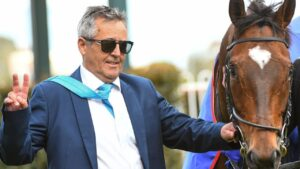 Lindsey Smith is primed for another successful Warrnambool carnival. Picture: AAP