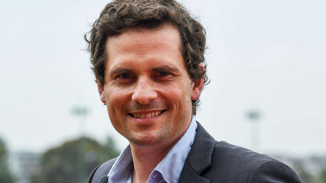 Trainer Matt Cumani will send Nobel Heights to the SA Derby and Khoekhoe to the Queensland Derby. Picture: Racing Photos via Getty Images