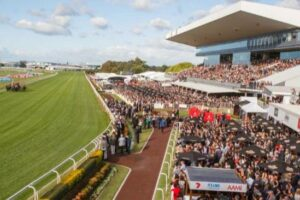 We're taking on an odds on favourite at Doomben.