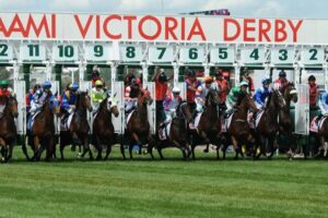 Derby credentials go on the line at Flemington.