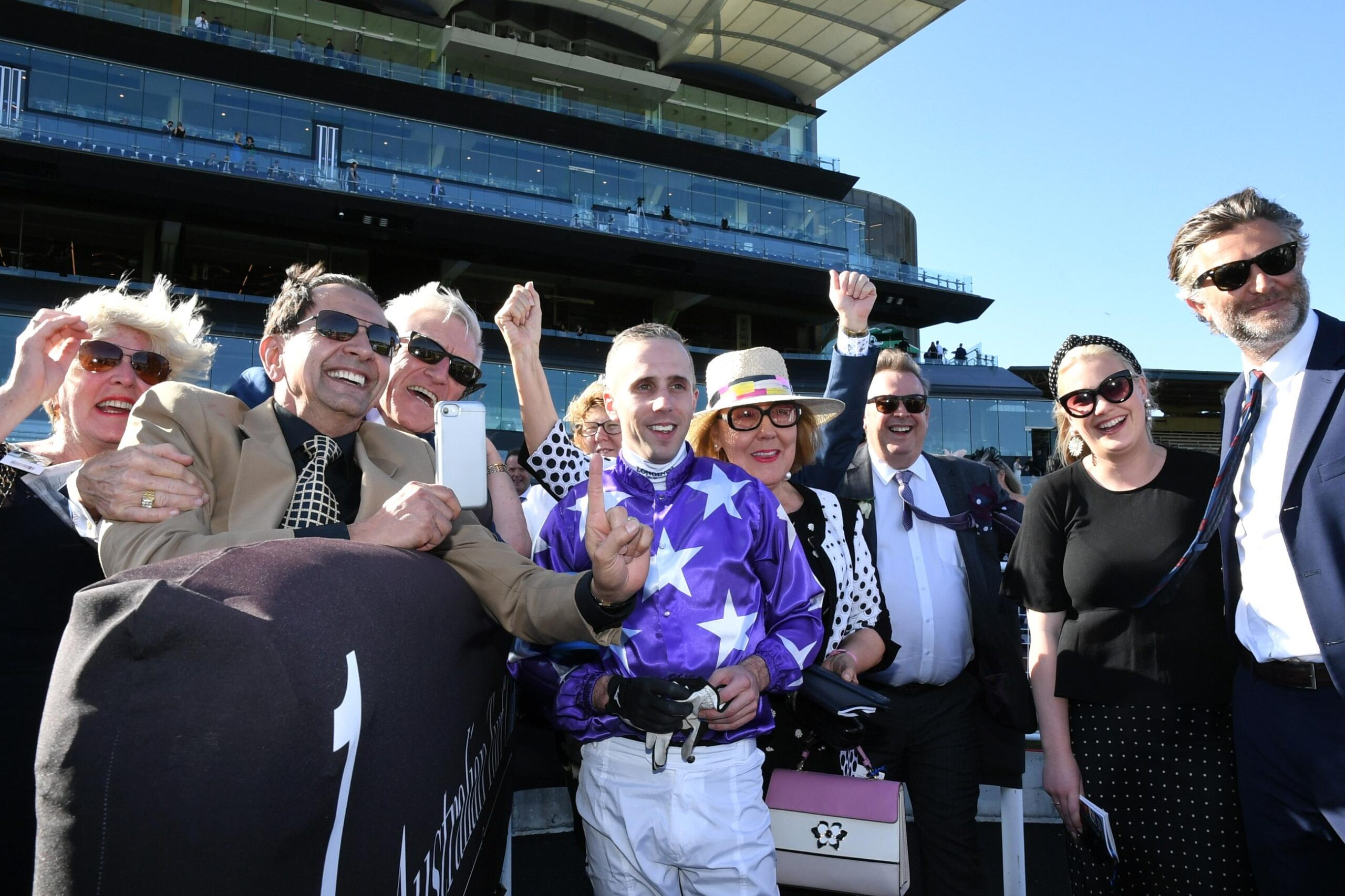 Brenton Avdulla was on fire with four winners