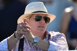 Desleigh Forster looks a big chance to land a winner early on the Doomben program.