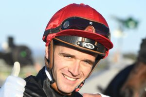 Sam Clipperton rides a couple of our top picks at Hawkesbury.