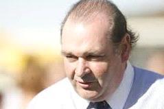 Confident Allan Denham will train the winner of the last at Newcastle