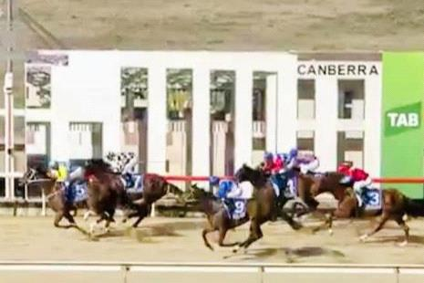 Winter racing continues on the Acton track at Canberra