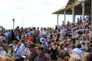 The forecast track conditions has thrown punters a curve ball at Coonamble