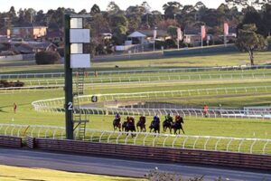Sandown racecourse