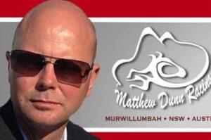 It looks a Matthew Dunn benefit day at Murwillumbah Friday