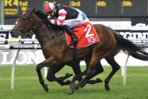 Missrock wins the 2016 Percy Sykes Stakes