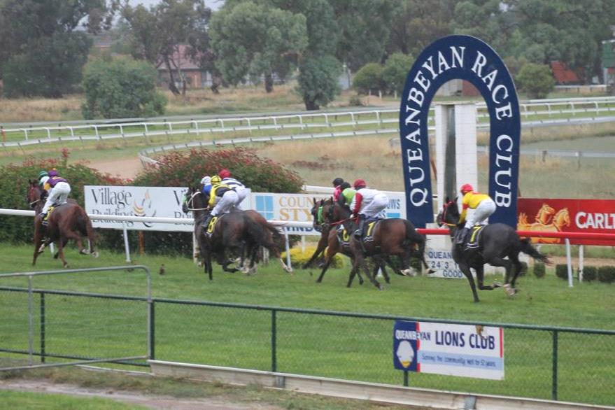 Canberra is racing at Queanbeyan Friday.