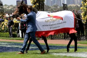 Aristia will try to have more time in the spotlight in the Australasian Oaks.