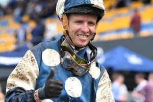 Both selections have a common trend – Kerrin McEvoy and barrier one.