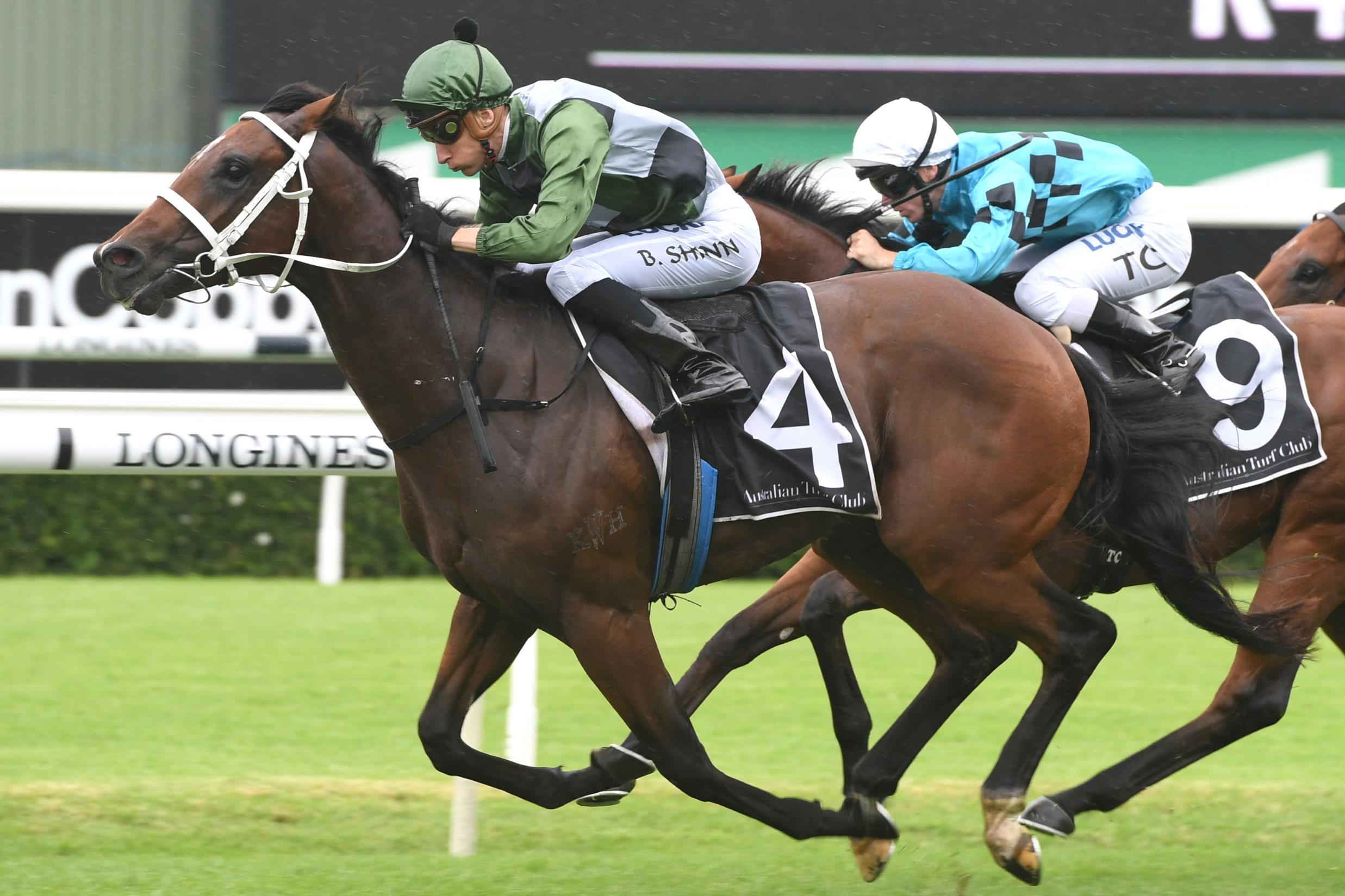 Yes Yes Yes races his way into Golden Slipper calculations