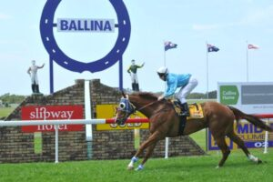 The best bet at Ballina is in the opener