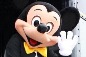 The great Mickey Mouse.