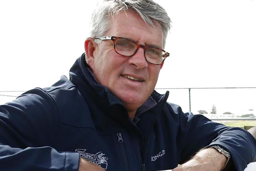 Simon O'Donnell.