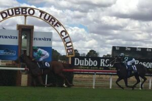 Tricky day on the punt at Dubbo
