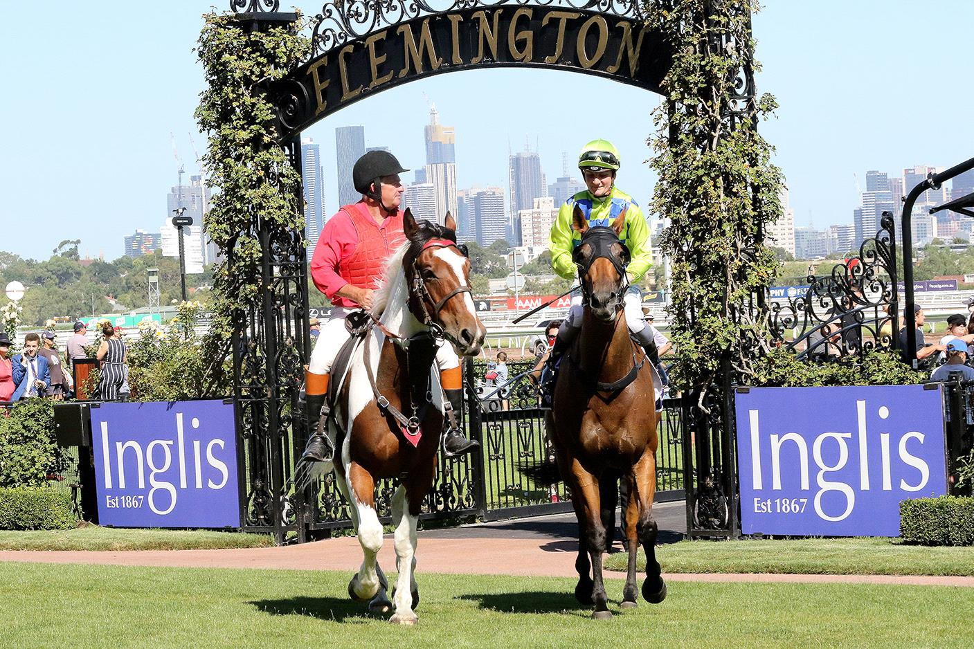 Jamie Kah didn't take long to announce her presence as a new force on the Victorian riding ranks.