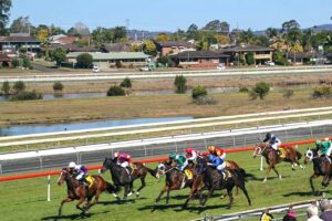 Racing takes place at Taree on Monday.
