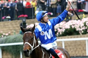 Probably the greatest combination in the history of Australian racing.