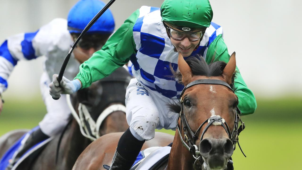 Jye McNeil will reunite with Fifty Stars in the Doomben Cup. Picture: Getty Images)