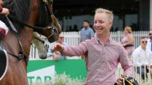 Will Hulbert was fined for remarks about jockey Andrew Mallyon in a voicemail to owners. Picture: AAP