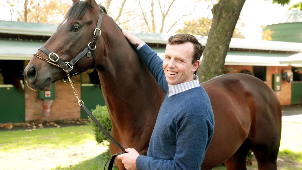 Murwillumbah trainer Edward O'Rourke will have his third Group 1 runner on Saturday. Picture: Mark Evans