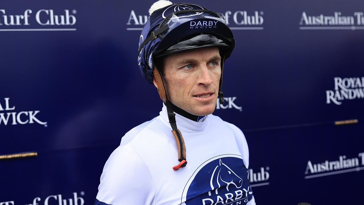 Josh Parr got it done aboard Artero for Darby Racing in the Inglis 2YO Challenge on Friday at Scone. Photo: Mark Evans/Getty Images.