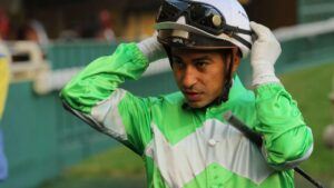 Maurtian jockey Nooresh Juglall has passed away.