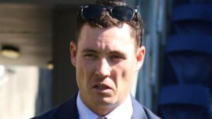 Trainer Nathan Doyle has three strong chances heading to Coffs Harbour on Friday. Photo: Grant Guy